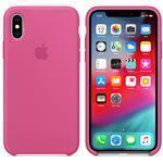 iPhone Xs Max - Silicone Case - Dragon Fruit