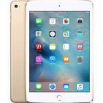iPad Mini 4 Wi-Fi A8 Chip Gold 128GB 7.9in Noopt Ios9
