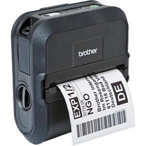 Rj-4040 - Rugged Label Printer - Thermal - 104mm - USB / Wi-Fi / Serial