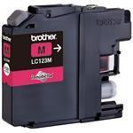 Ink Cartridge - Lc123m - 600 Pages - Magenta