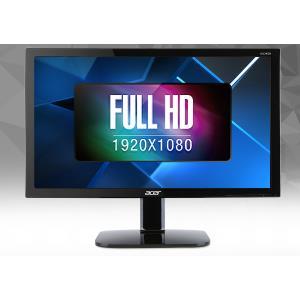Monitor LCD 24in Ka240h Full Hd (1920 X 1080) 5ms LED Backlight