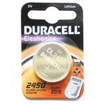 Duracell Battery Duracell 3v Lithium Coin Cell