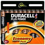 Plus Power Aa 20 Pack