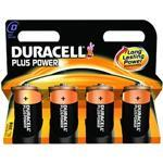 Duracell Batteries Plus Power D Size 4 Pack - Mn1300b4
