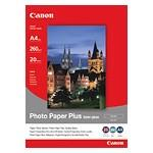 Photo Paper Semi-glossy Sg-201 A4 20sh
