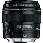 Fixed Focal Length Lens Ef 85mm F/1.8 Usm (2519a012aa)
