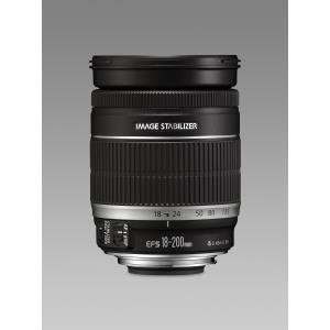 Zoom Lens Ef-s 18/200 Is