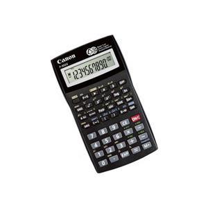 Calculator F-502g Black Dbl Exp Green