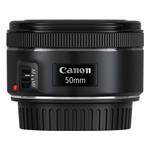 Lens Ef 50mm 1:1.8 Stm
