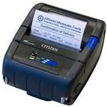 Citizen CMP-30 Mobile DT printer 8D 203dpi USB RS232 battery power supply