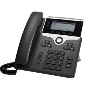 Cisco Ip Phone 7811 Voip Sip Srtp