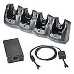 Mc55 Cradles 4-slot - Ethernet - With Power Supply