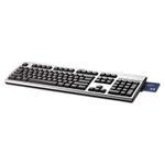 HP USB SmartCard CCID Keyboard Uk