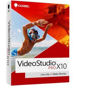 Video Studio Pro X10 Lic Media Pack