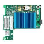 Emulex LightPulse LPE1205-M - Host bus adapter - 8Gb Fibre Channel x 2 - for PowerEdge M420, M520, M600, M605, M610, M620, M710, M805, M820, M905