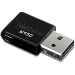 Wireless N USB Adapter 150mbps Mini