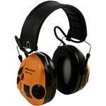 3m Peltor Sporttac Stac-gn Ear Defenders Green Orange