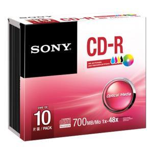 Cd-r Media 700MB 80min 48x 10pk