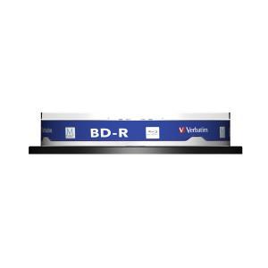 M-disc Bd-r 4x 25 GB Inkjet Printable 10-pk