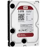 Nas HDD Wd Red 3TB 3.5in SATA 3 Intellipower 64MB