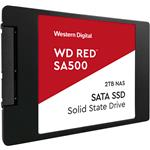 SSD WD Red 2TB 2.5in SATA 6GB/s