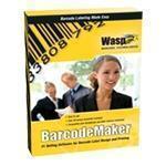 Barcode Maker Retail Box 10 Pc License