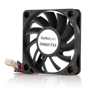 Cpu Cooling Fan 6x1cm Tx3 Replacement Ball Bearing Fan