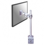 LCD Monitor Arm (fpma-d910) Desk Clamp And Wall Mount 191.5mm Length 0-400mm Hight Silver