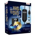 Roxio Easy Vhs To DVD 3 Plus - Full Version - Windows - Multi Language