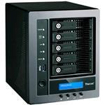 Nas Server N5810pro 5-bay Bare Box 4GB Rj-45x5 Mini UPS