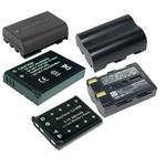 2-power Digital Camera Battery 3.7v 650mah (dbi9703a)
